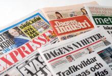 Photo of کاهش مراجعه سوئدیها به روزنامه کاغذی